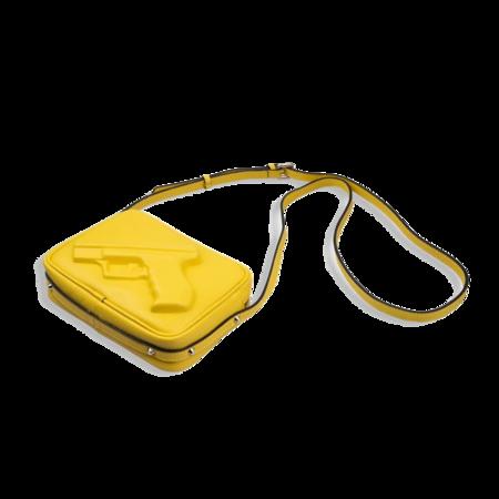 Vlieger & Vandam Camera Bag - Gun Canary Yellow