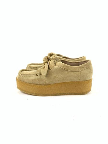 Loeffler Randall Tabitha slip-on shoe - Sand