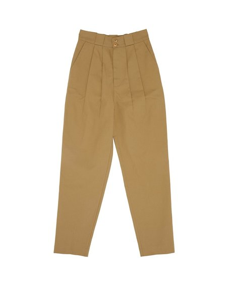 Esby JACKIE PANT - GOLDEN