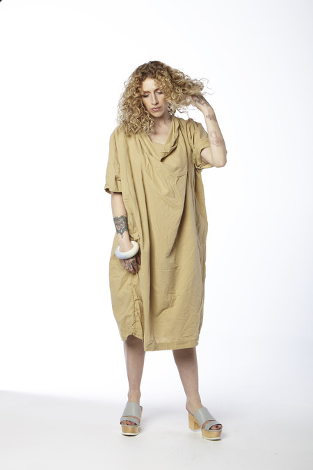 Uzi NYC Dune Dress || UZI