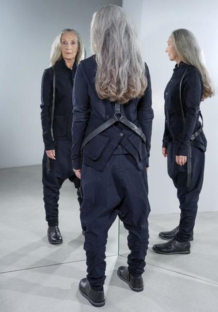 Rundholz Leather Harness - Black