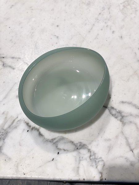 Jeff Goodman Topography Bowl - Opal/Blue/Grey