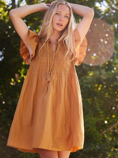 SEA NY Rene Tunic Dress - Bronze