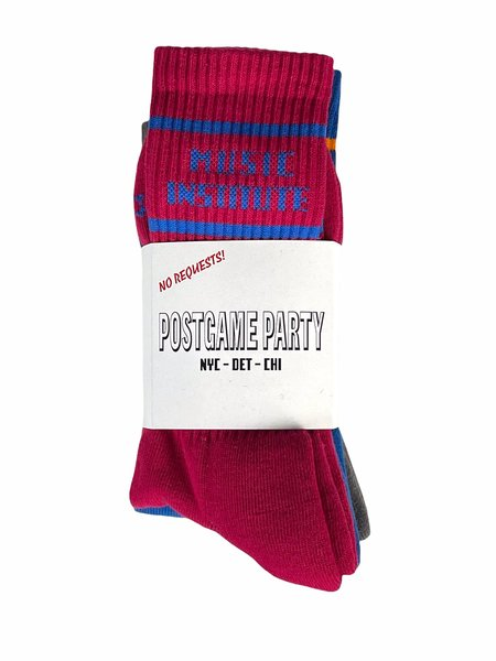Franchise POST-GAME PARTY SOCK PACK - Multi