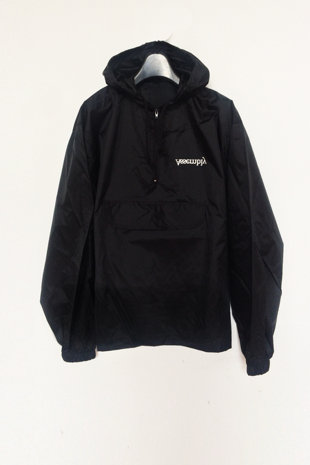 Assembly New York Nylon Logo Anorak