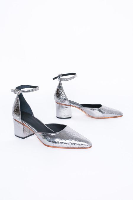 Rachel Comey Tetra Heel in Galina Foil