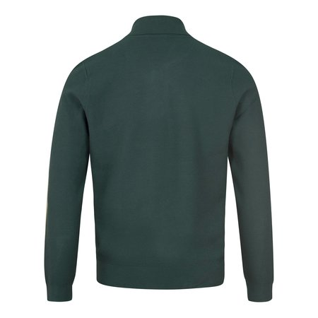 A.P.C. Kyle Knit LS Polo - Teal