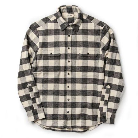 Taylor Stitch The Yosemite Birch shirt - Buffalo Check