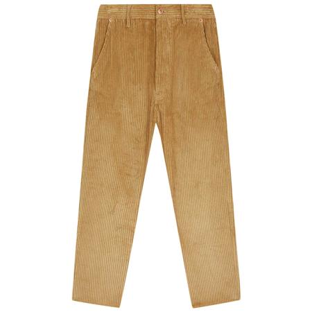 Drôle De Monsieur Le Pantalon Cotele - Beige