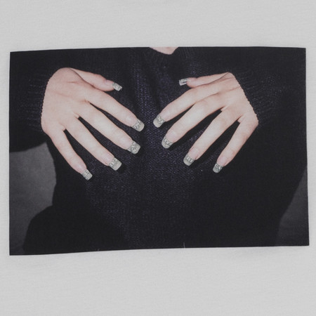 Unisex Skim Milk NAILS (collab with Nick Zinner)