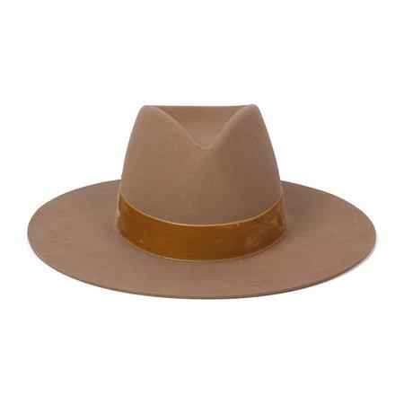 Lack of Color Benson Tri-Brown Hat - Teak