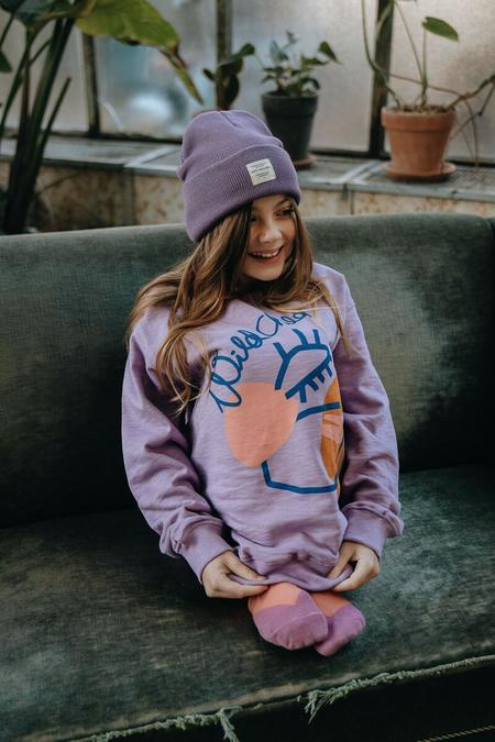 Kids Soft Gallery Baptiste Sweatshirt - Rhapsody