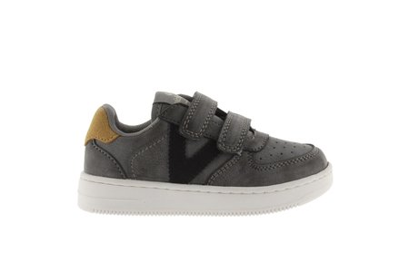 kids Victoria Contrast V Trainers shoes - Gris/Grey