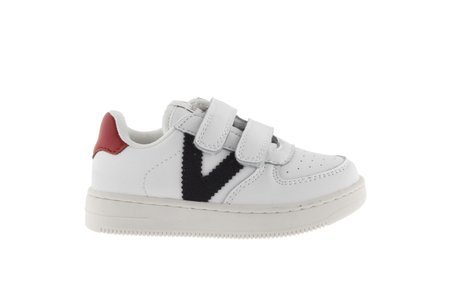 kids Victoria Contrast V Trainers shoes - White