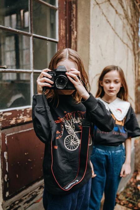 Kids Soft Gallery Dali Pants - Dark Denim