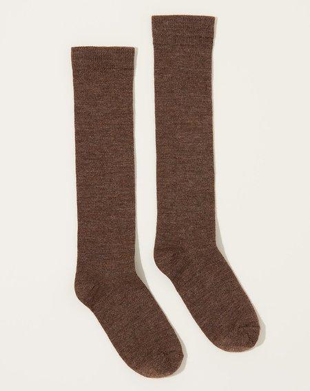 Lauren Manoogian Tall Socks - Timber