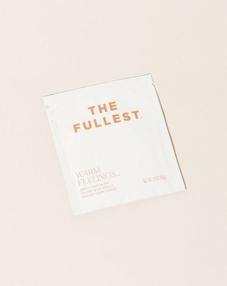 The Fullest Warm Feelings Saffron Latte Sachets