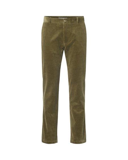Samsøe & Samsøe Andy X 11046 Trousers - Covert Green