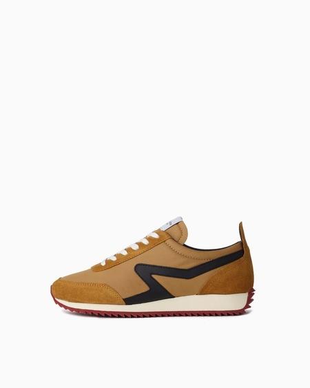 Rag & Bone RETRO RUNNER sneakers - MUSTARD