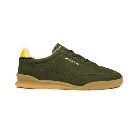 Paul Smith Dover Nubuck Sneaker - Olive