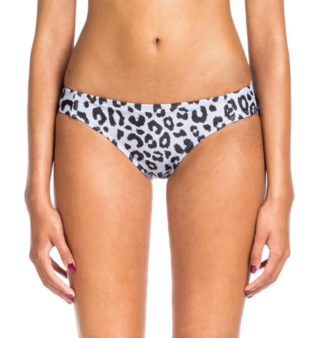 Beth Richards Naomi Bottom - Leopard LOW WAIST BOTTOM