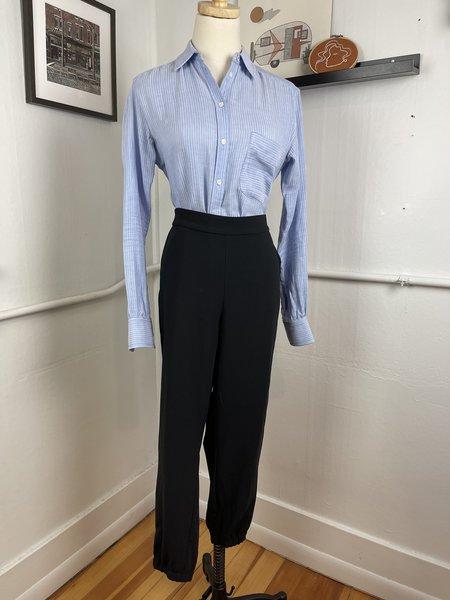 [pre-loved] Trouve  Side Zipper Trouser - Black