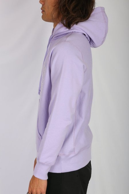 Fresh Cut Flowers PACE OF NATURE HOODIE - LILAC
