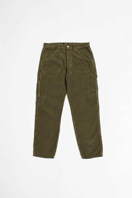 UNISEX 80s Painter pants - olive cord