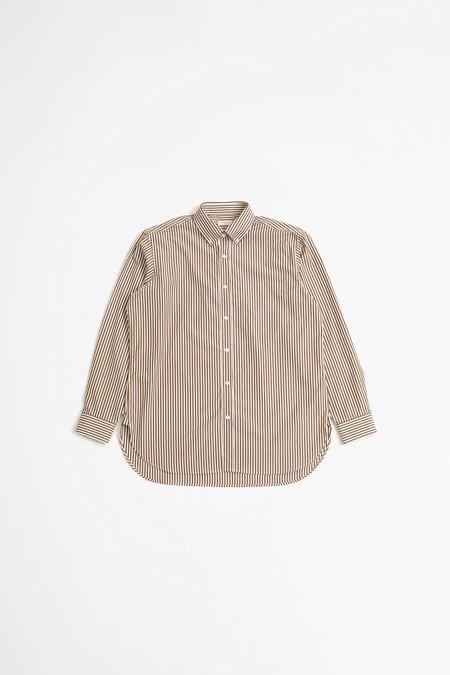 Dries Van Noten Cannon shirt - brown