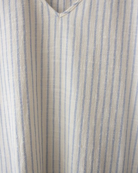 Esby REESE TOP - VERTICAL RIVER STRIPE