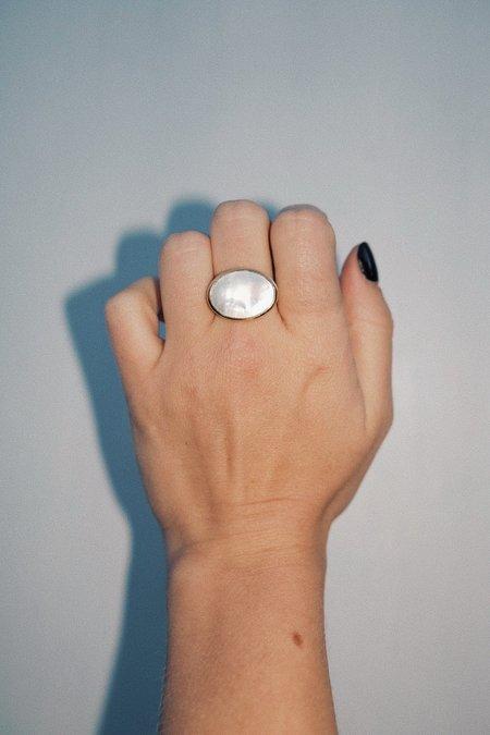 Luiny Madre Ring - Perla