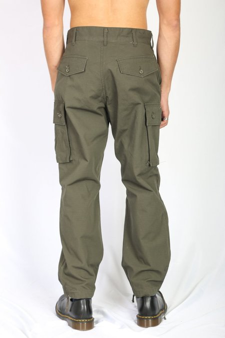 Engineered Garments Ripstop FA Pant - Olive