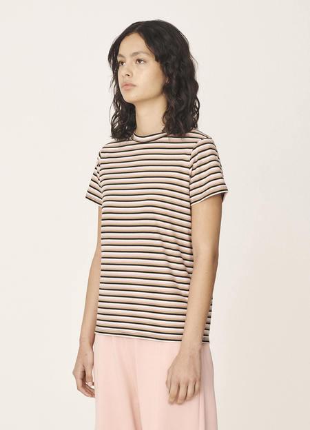 YMC Day Cotton Slub Jersey T-Shirt - Multi