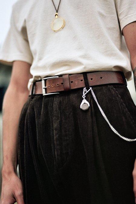 Engineered Garments Cotton 8W Corduroy WP Pant - Brown