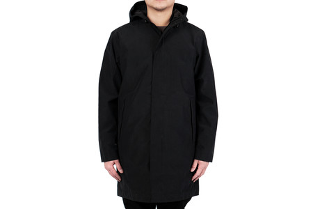 Norse Projects Elias Military Cotton Jacket - Black