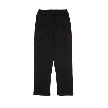 Alias tracksuit pants-Black