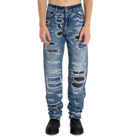 424 Destroyed Jeans  - Blue