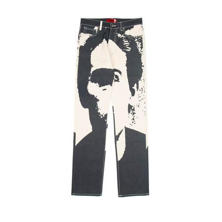 424 Master Martin pants - White