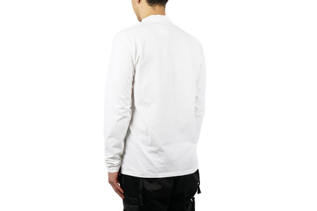 Norse Projects HARALD DRY COTTON Tee  - WHITE