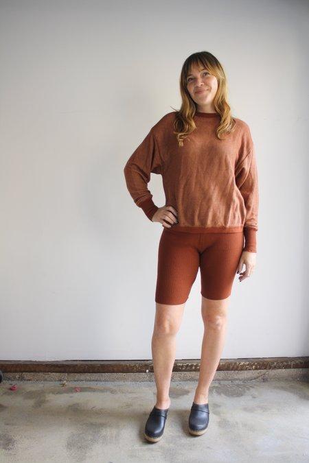 Diarte Canoa Shorts - brick