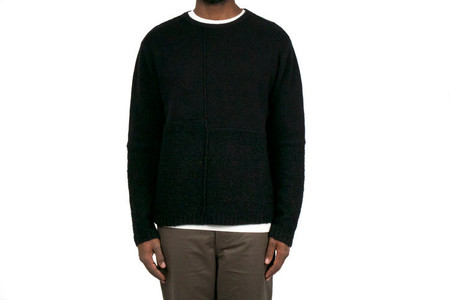 Chapter RUE SWEATER - BLACK