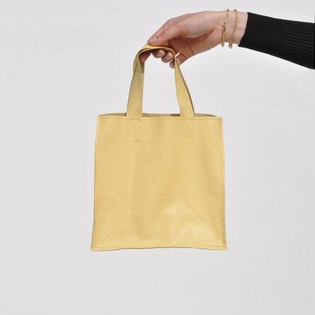 Maryam Nassir Zadeh Birthday Bag - Lemon
