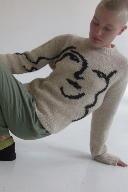 Paloma Wool Wink Anita Sweater - Ecru