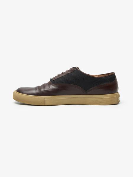 [Pre - Loved] Dries Van Noten Gum Solled Lace Up Sneakers