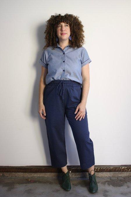 Myrtle Lou Pants - Navy