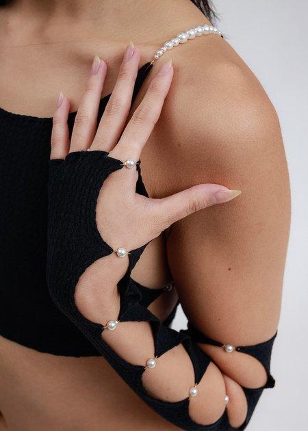 Rui Single Sleeve - Black