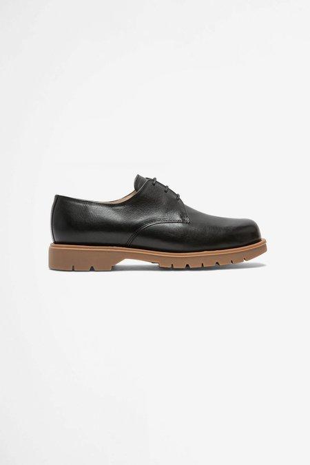 Kleman Dormance derby shoes - Oak black