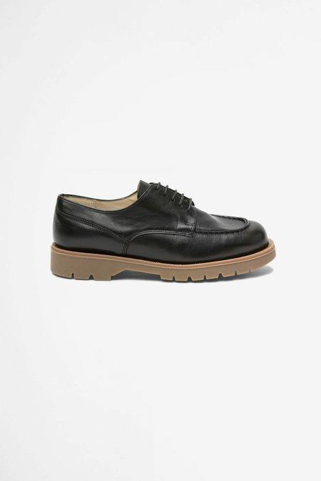 Kleman Frodan Oak derby shoes - black