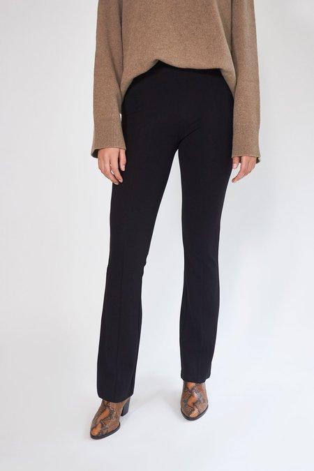 House of Dagmar Aviana Knitted Pants - Black