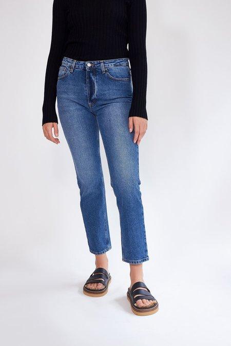 House of Dagmar Devine Jeans - Medium Blue